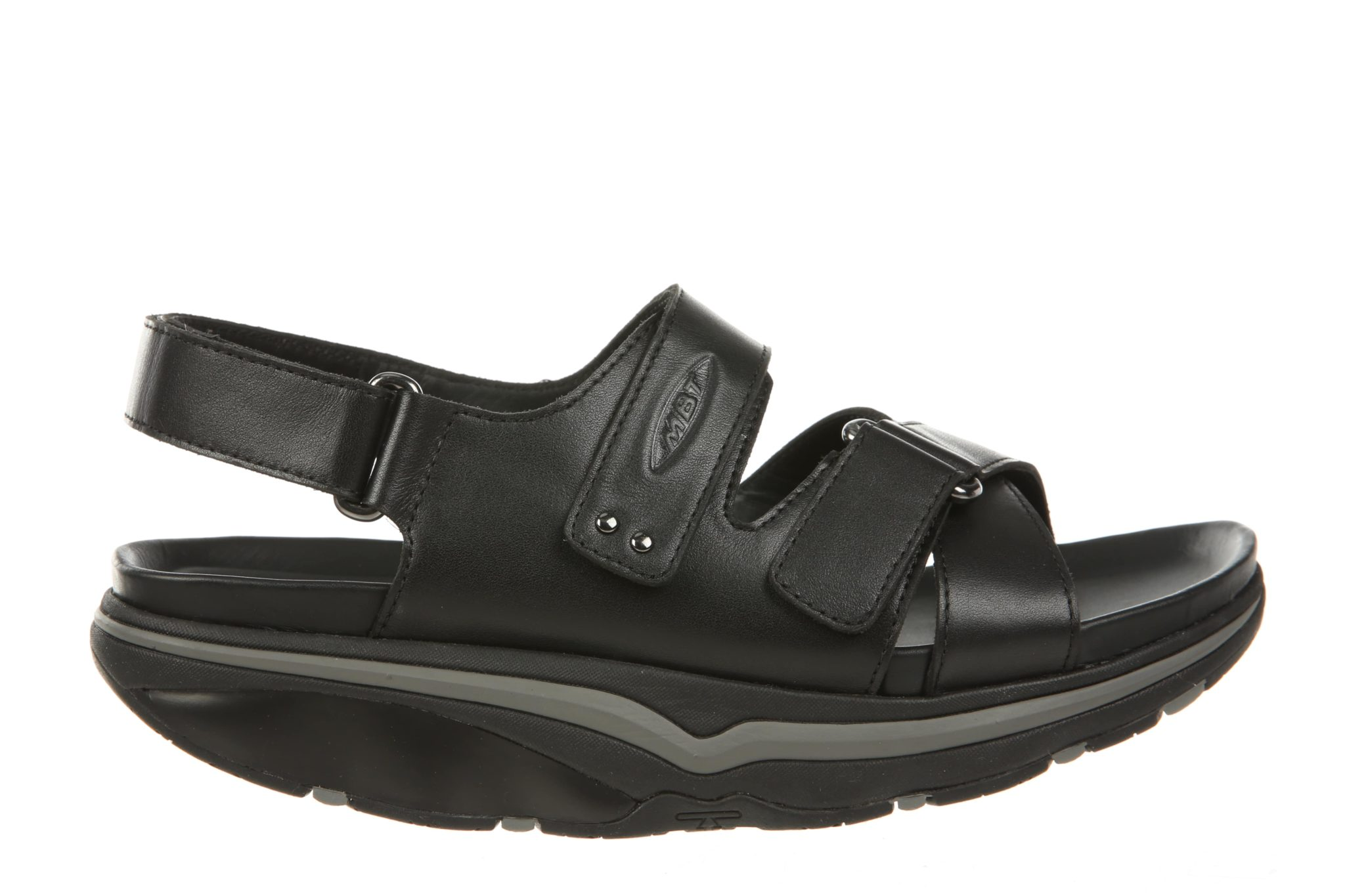 MBT UOMO ROCCO M BLACK 700958 03N LATERAL min