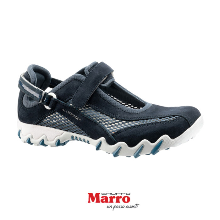 All rounder NIRO C SUEDE 55 OPEN MESH N 97 2006175